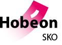 Logo Hobeon met SKO 2012