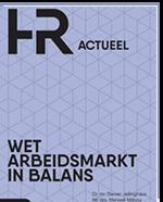 Bij praktijjkgids Arbeidsrecht gratis het boek Wet arbeidsmarkt in balans